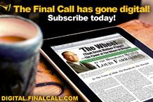 The Final Call Digital Edition!